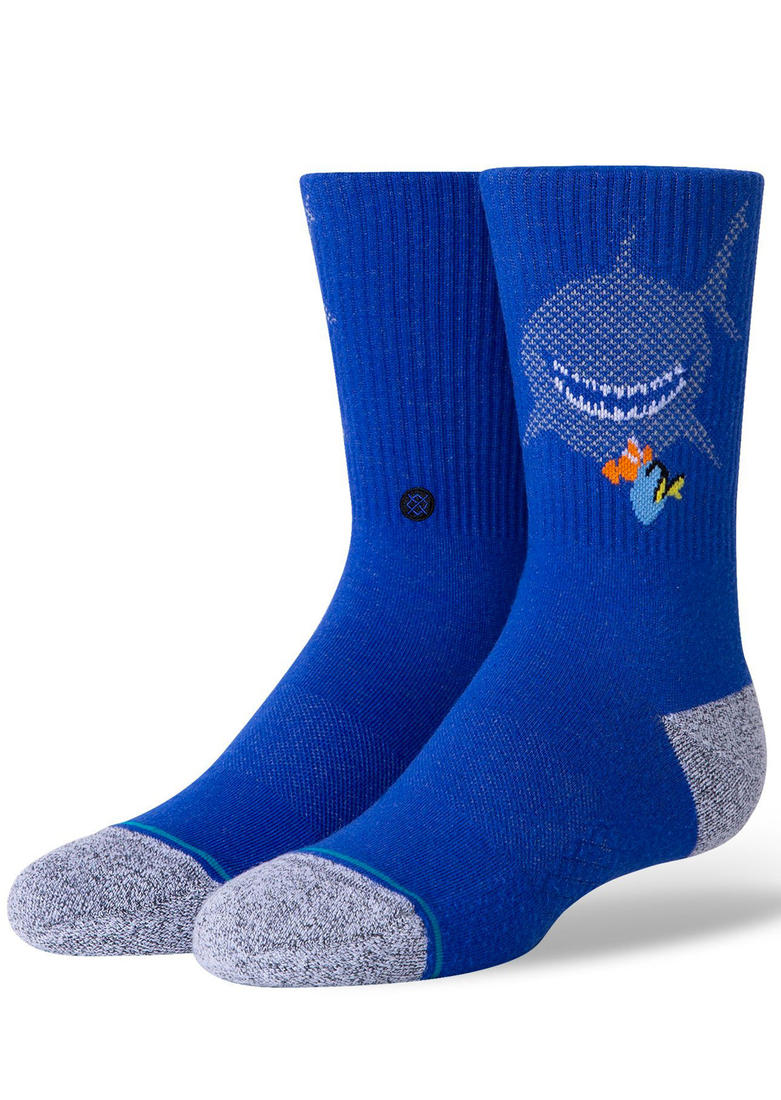 Stance Junior Finding Nemo Casual Socks Blue