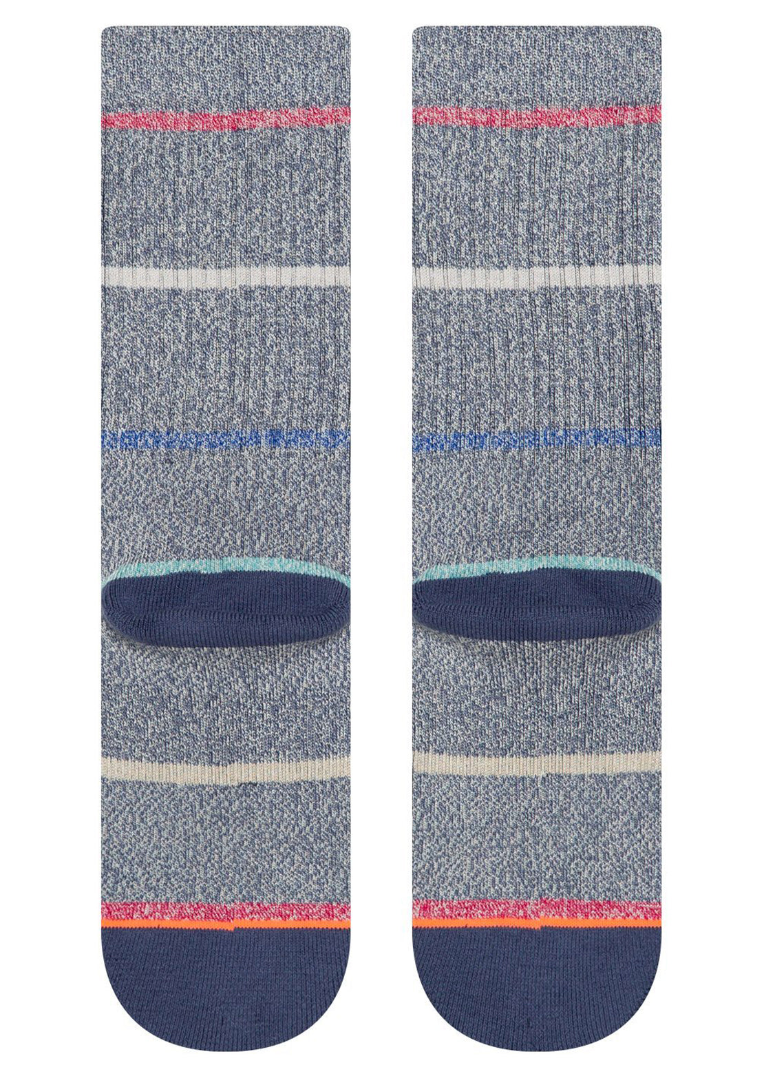Stance Women's Sundown Crew Socks Blue