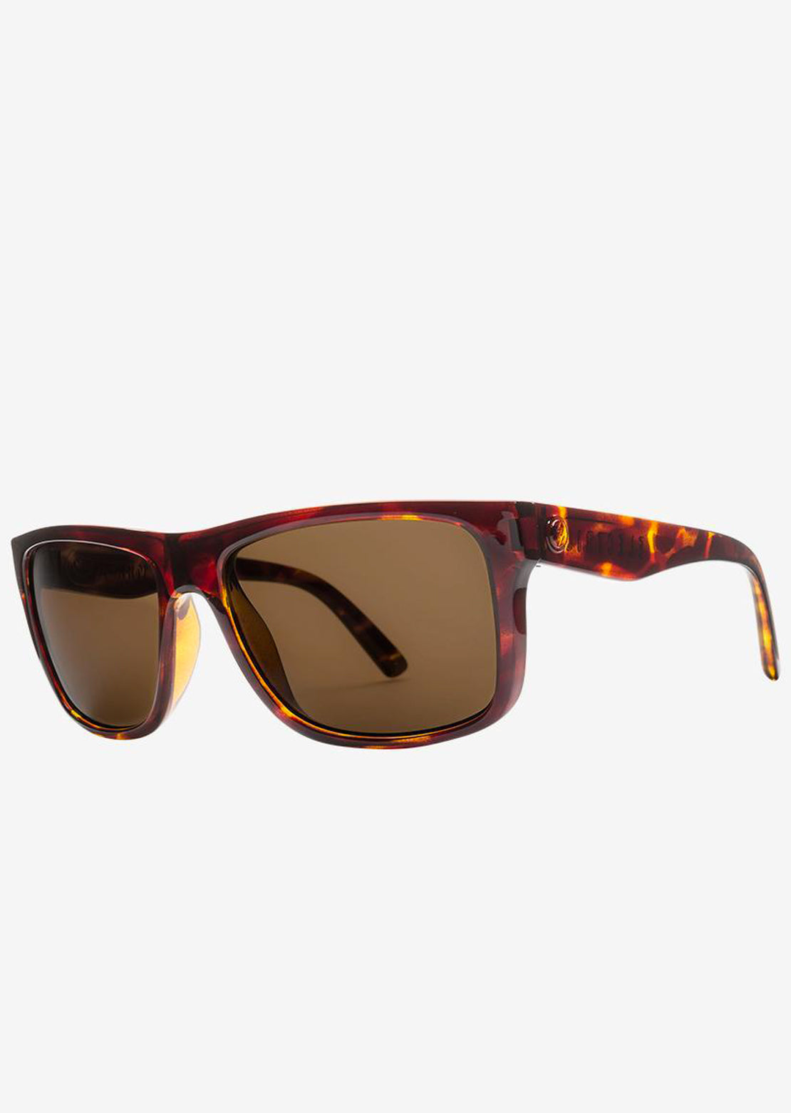 Electric Men's Swingarm Sunglasses Matte Tortoise/Bronze