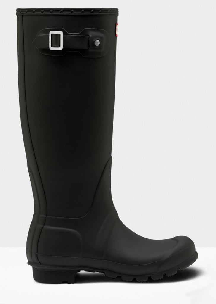Hunter Women's Original Tall Rain Boots - Side