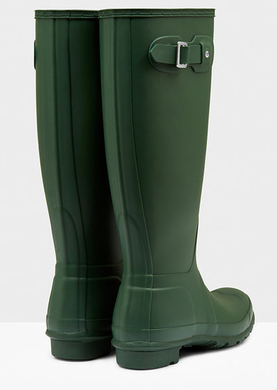 Hunter Women's Original Tall Rain Boots - Back Side