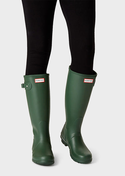 Hunter Women's Original Tall Rain Boots - Model