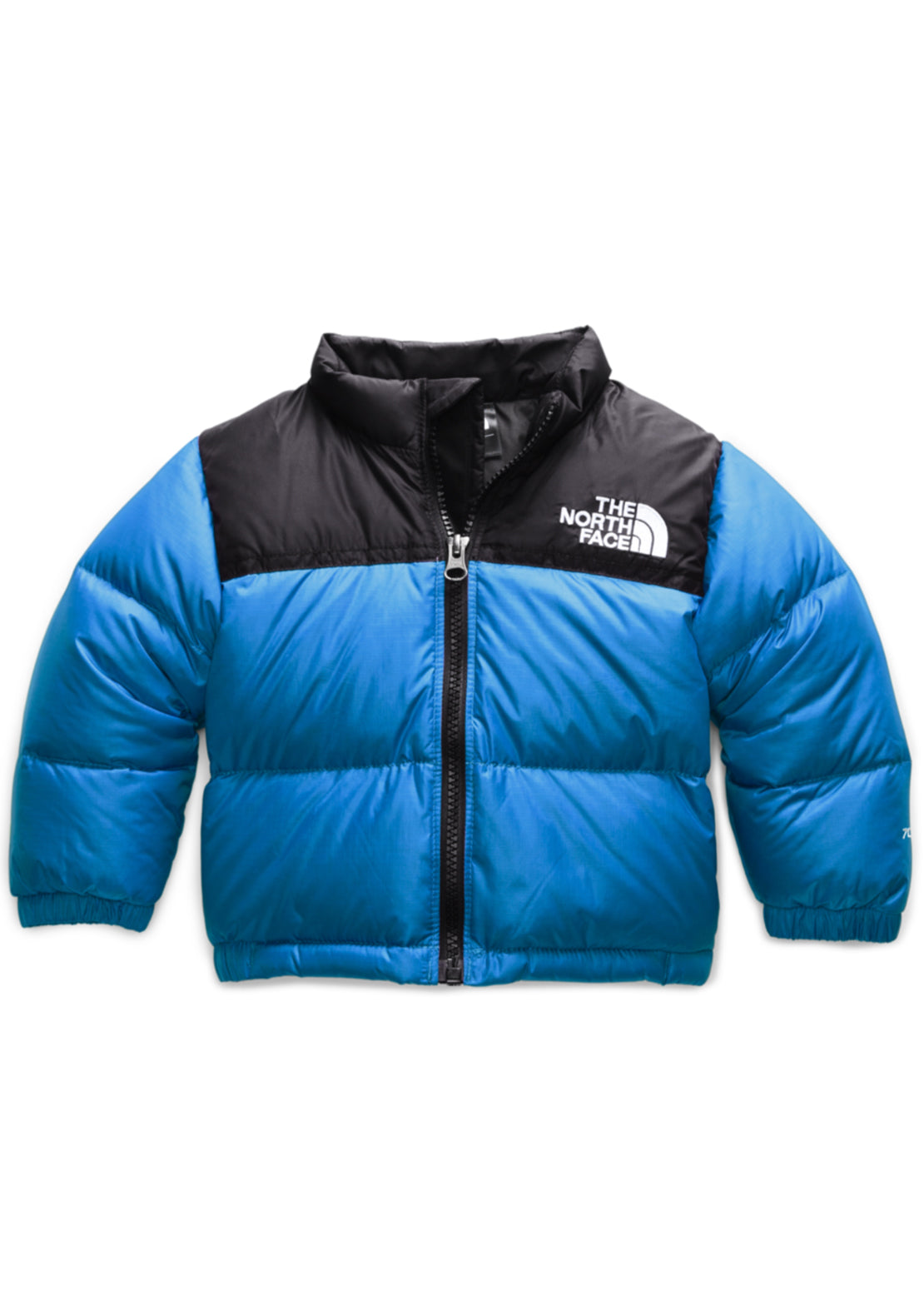 The North Face Infant 1996 Retro Nuptse Jacket Clear Lake Blue