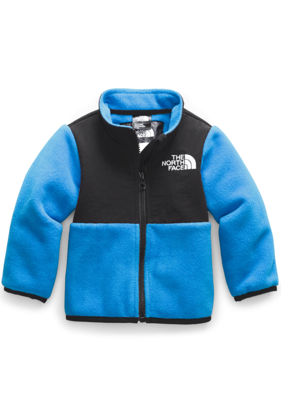 The North Face Infant Denali Jacket Clear Lake Blue