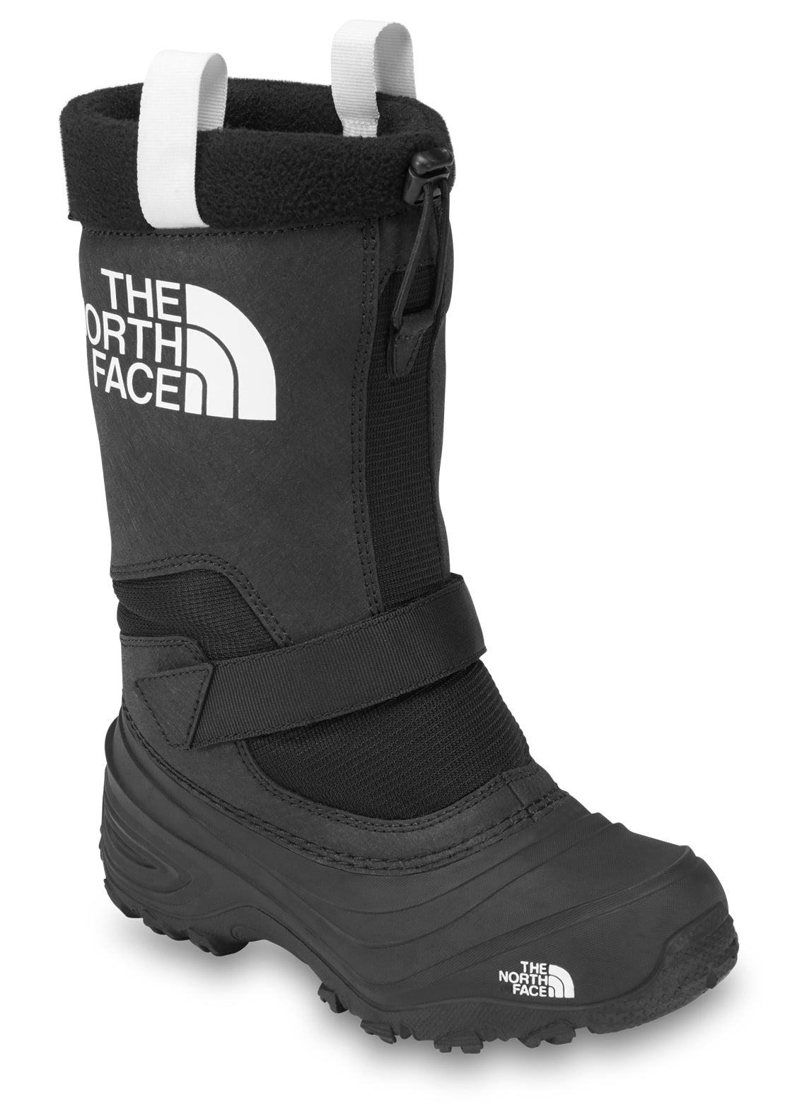 The North Face Junior Alpenglow Extreme III Boots TNF Black/TNF White