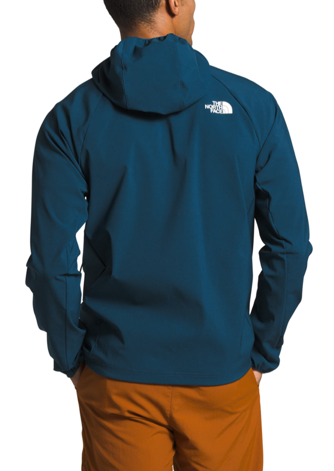 The North Face Men's Apex Nimble Hoodie Blue Wing Teal