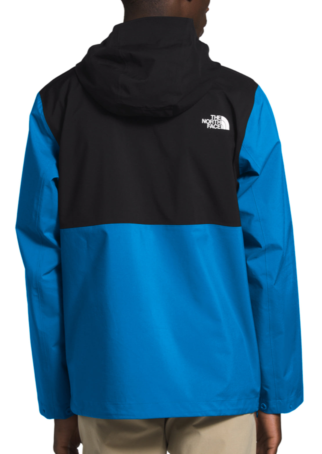 The North Face Men's Arque Futurlight Jacket, CLEAR LAKE BLUE/TNF BLACK