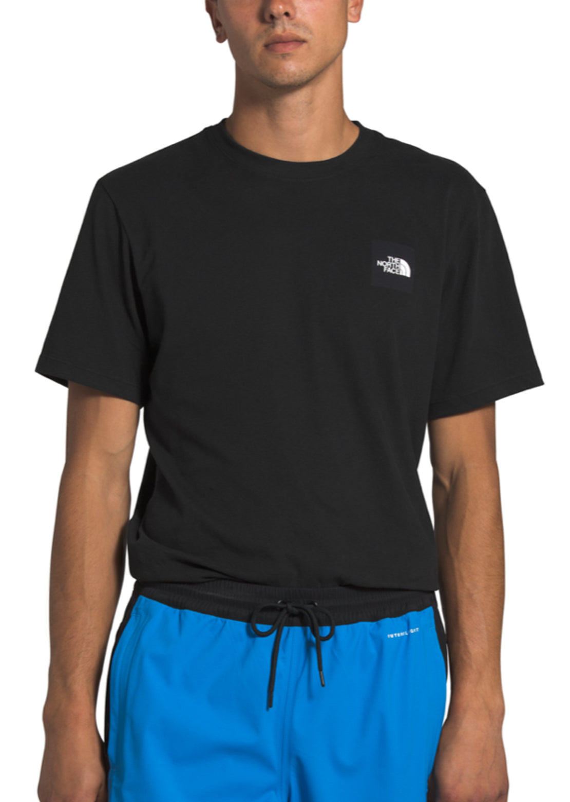 The North Face Men's Box T-Shirt TNF Black