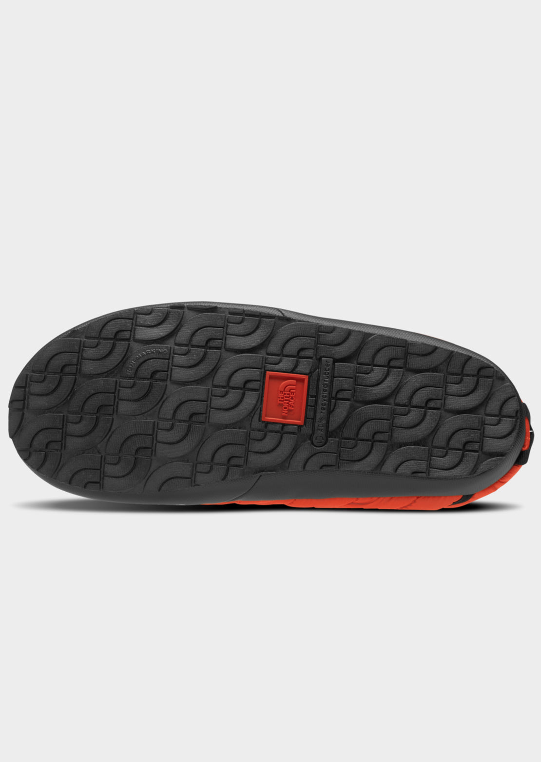 The North Face Men's ThermoBall Traction Bootie Slippers Flare/TNF Black