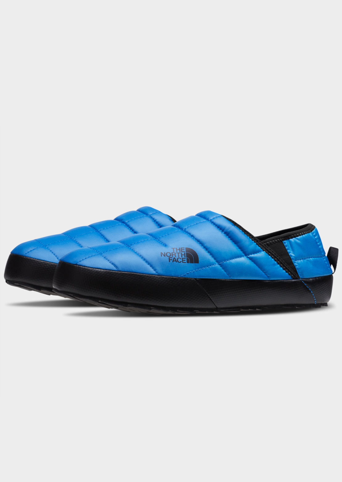 The North Face Men's ThermoBall Traction Mule V Slippers Clear Lake Blue/TNF Black