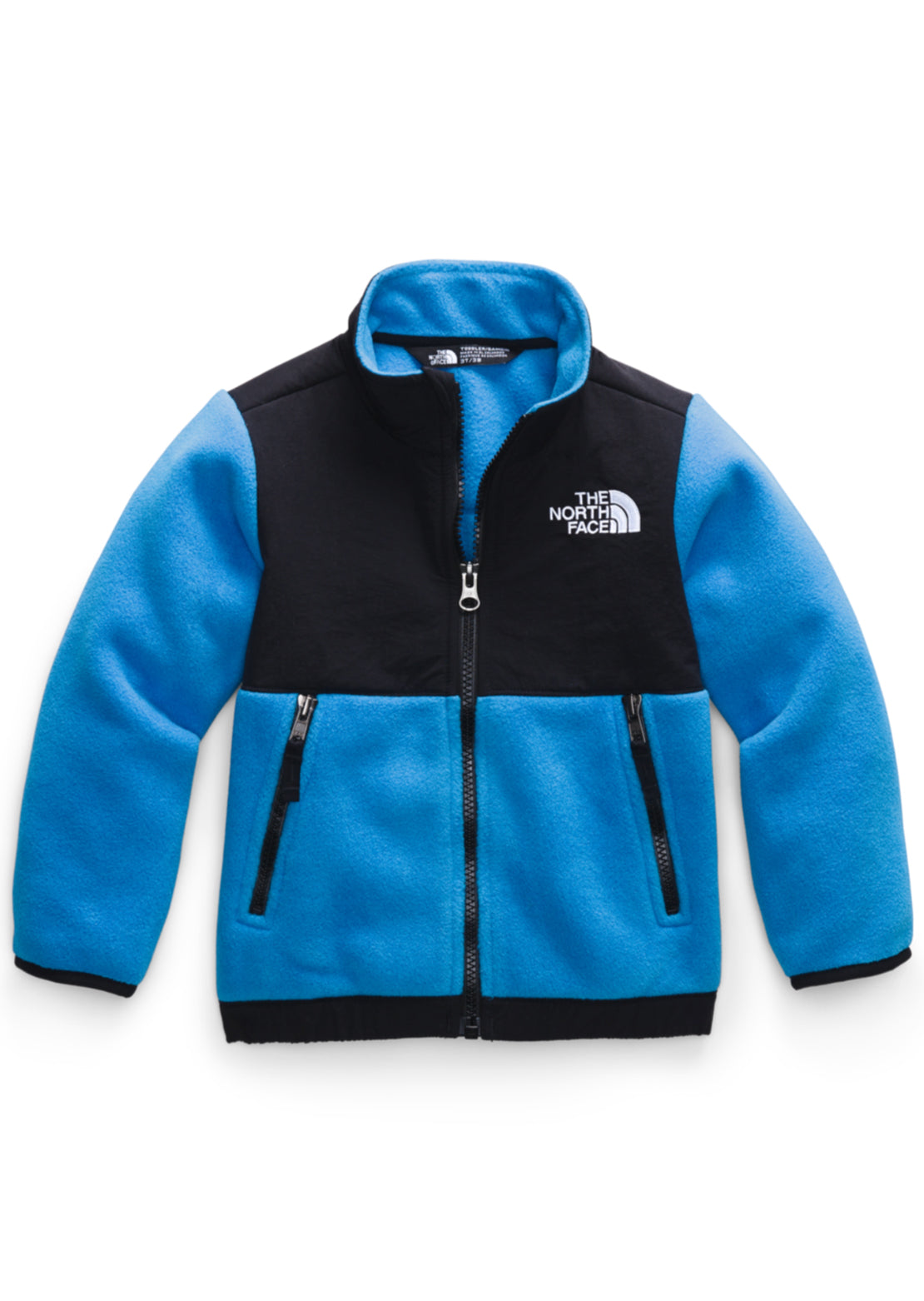 The North Face Toddler Denali Jacket Clear Lake Blue
