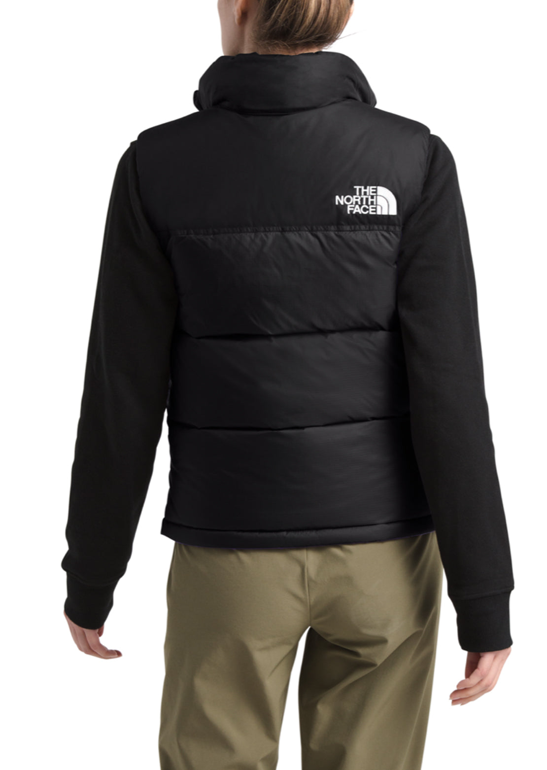 The North Face Women's 1996 Retro Nuptse Vest TNF Black
