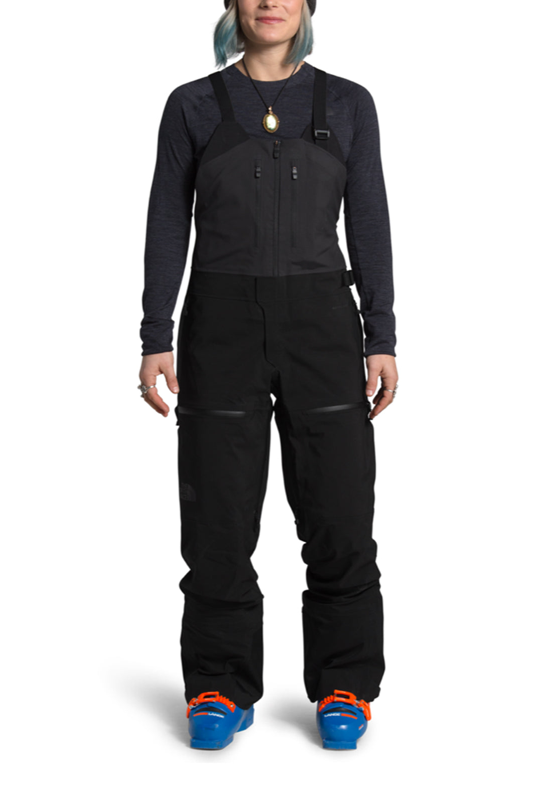 The North Face Women's A-CAD FutureLight Bib Pants TNF Black