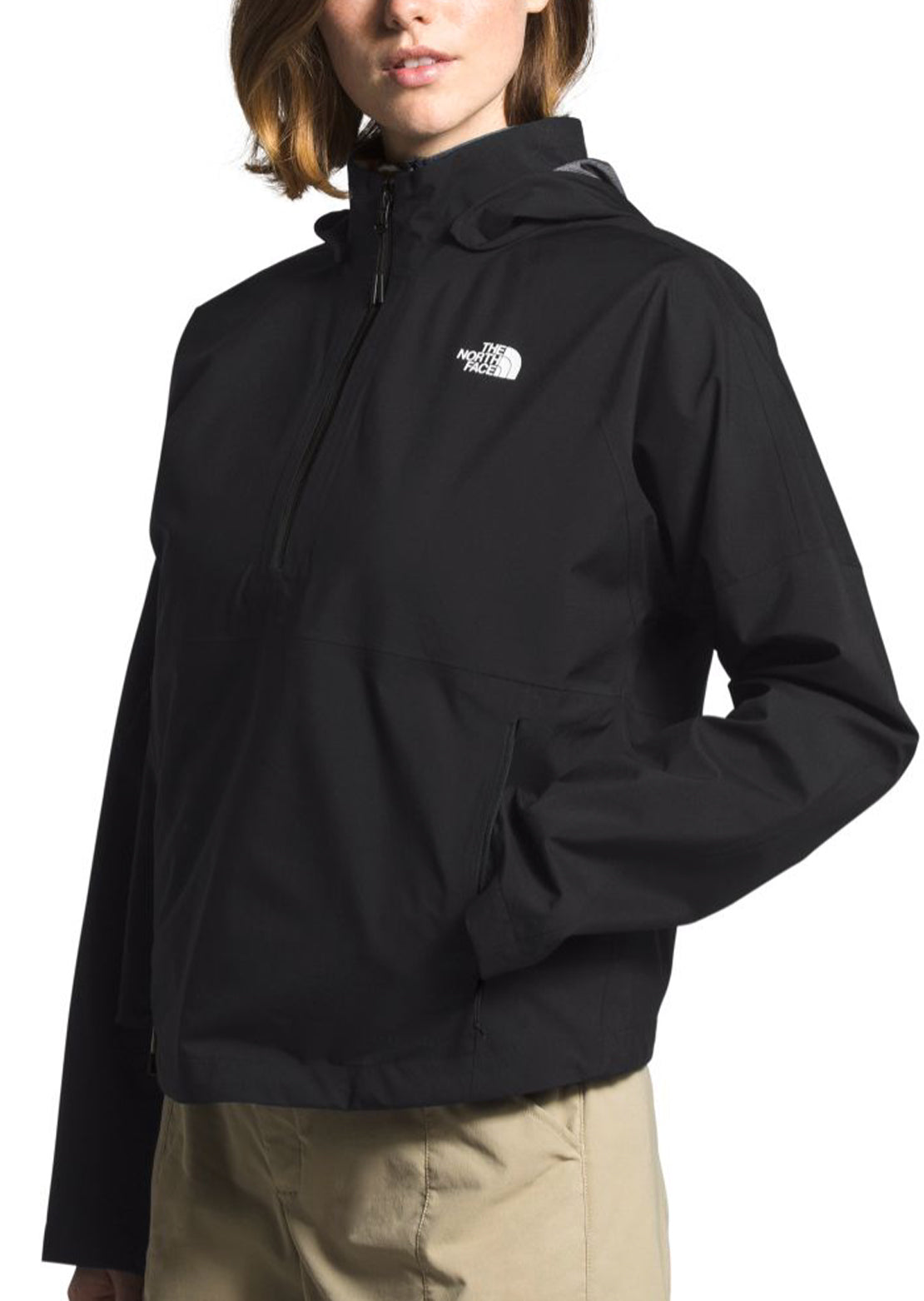 The North Face Women's Arque Active Trail Futurlight Jacket TNF Black