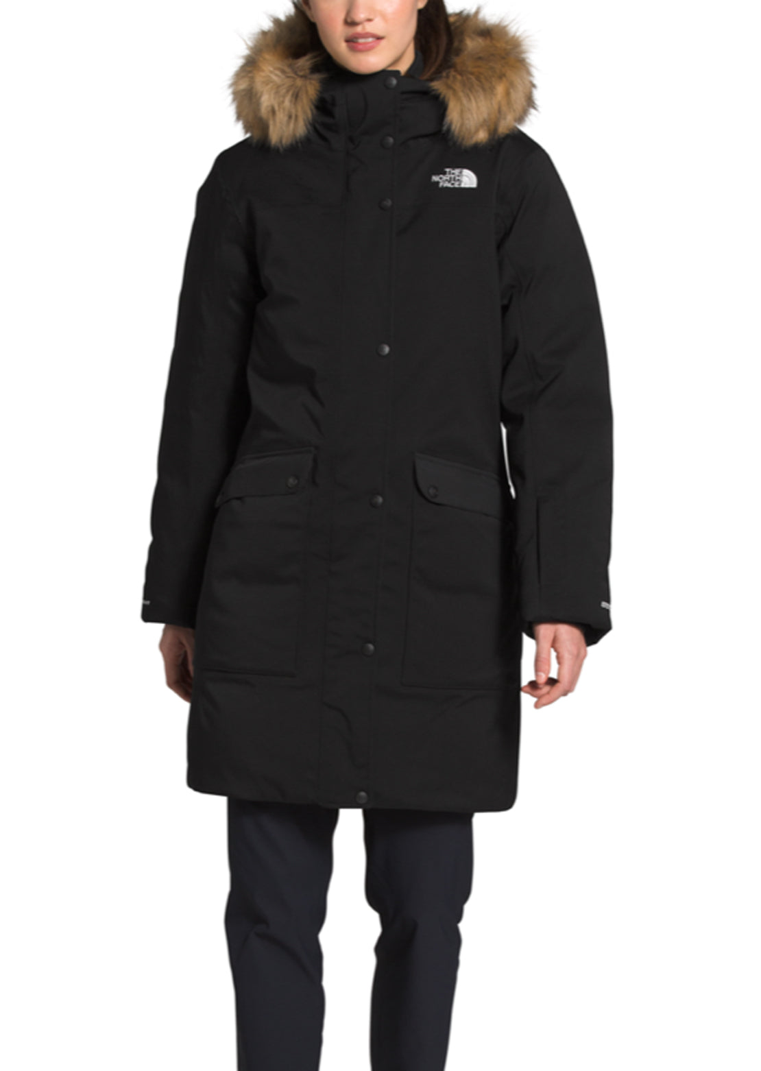 The North Face Women's New Defdown FutureLight Jacket TNF Black