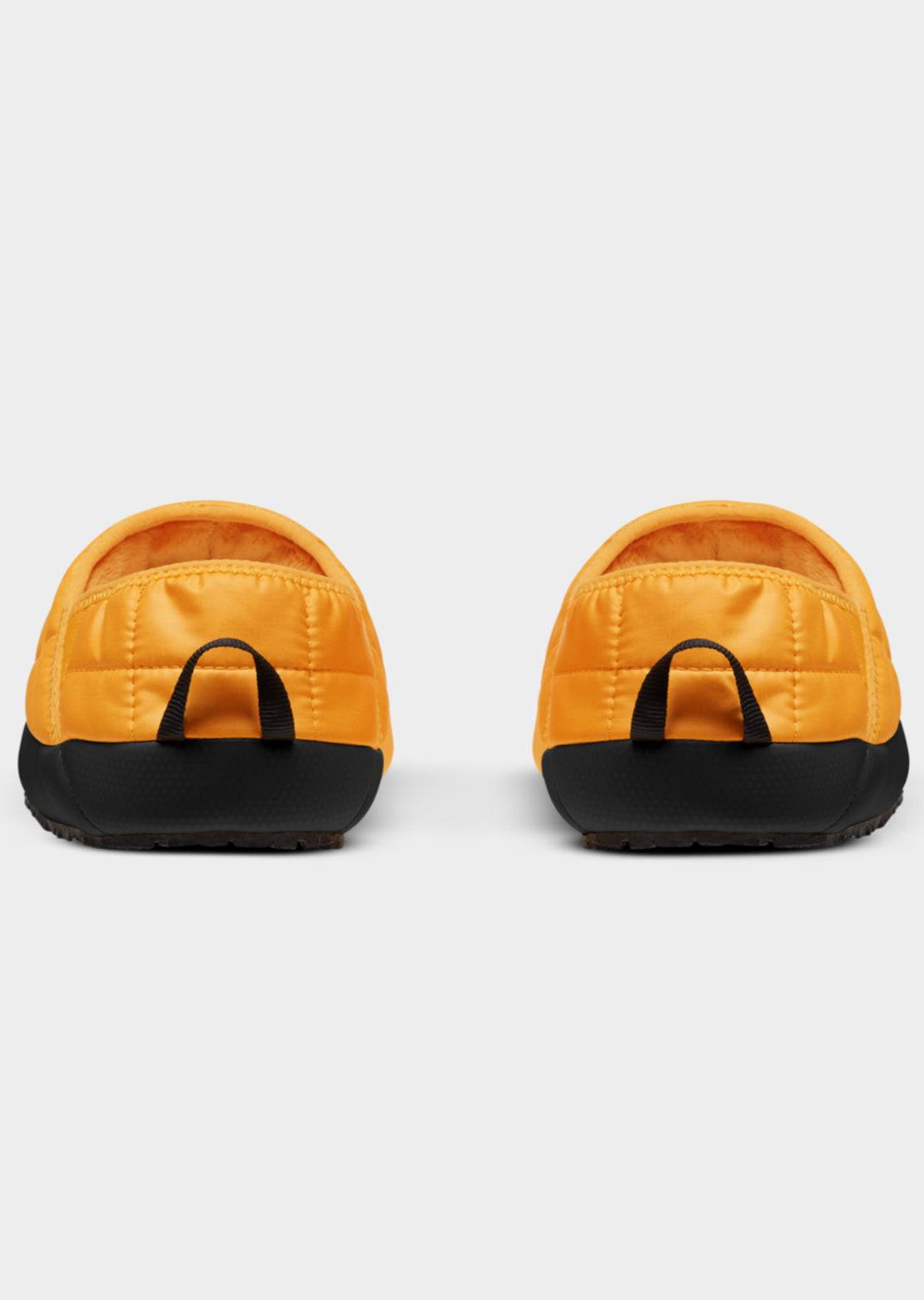 The North Face Women's ThermoBall Traction Mule V Slippers Summit Gold/TNF Black