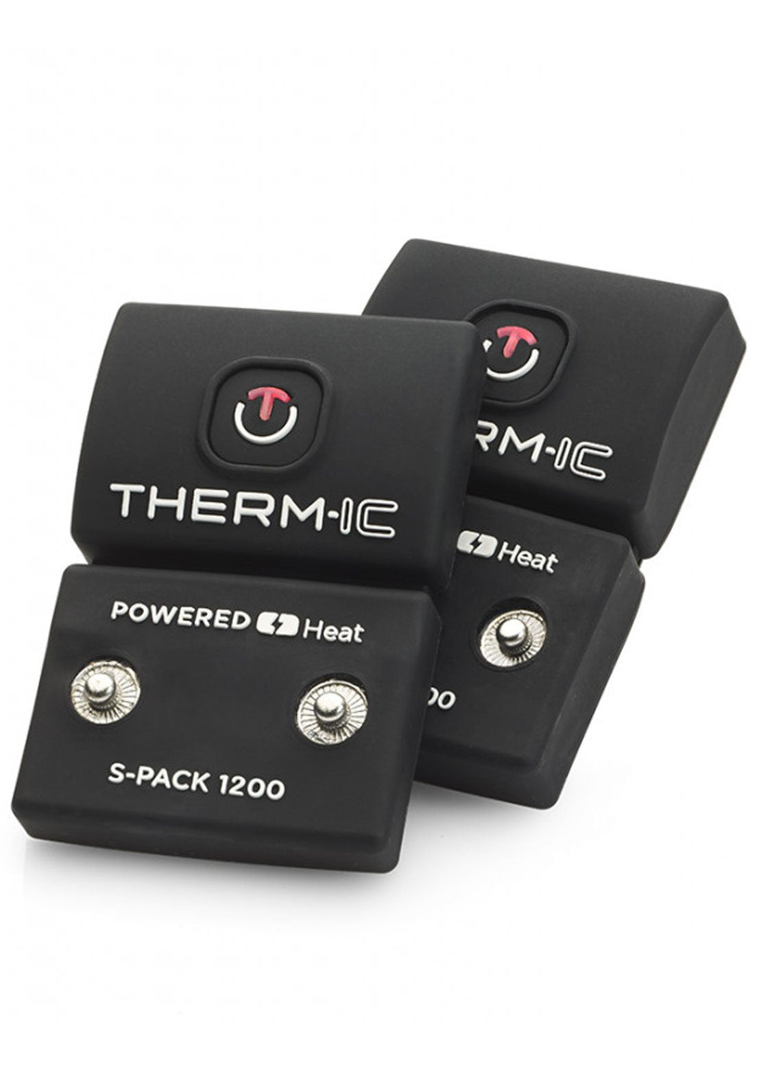 Therm-Ic S-Pack 1200 Powersock Batteries Black