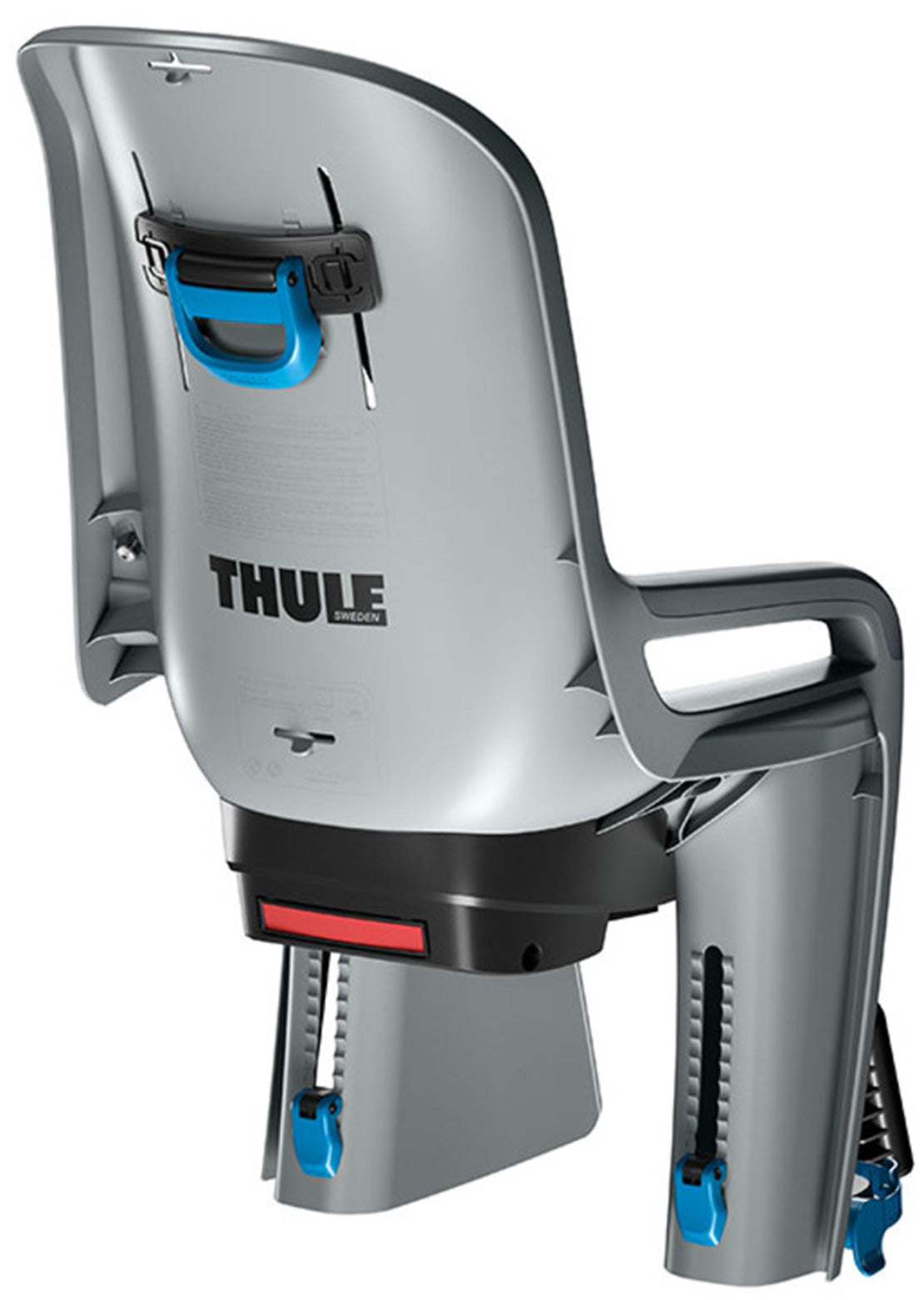 Thule RideAlong Child Bike Seat Light Gray