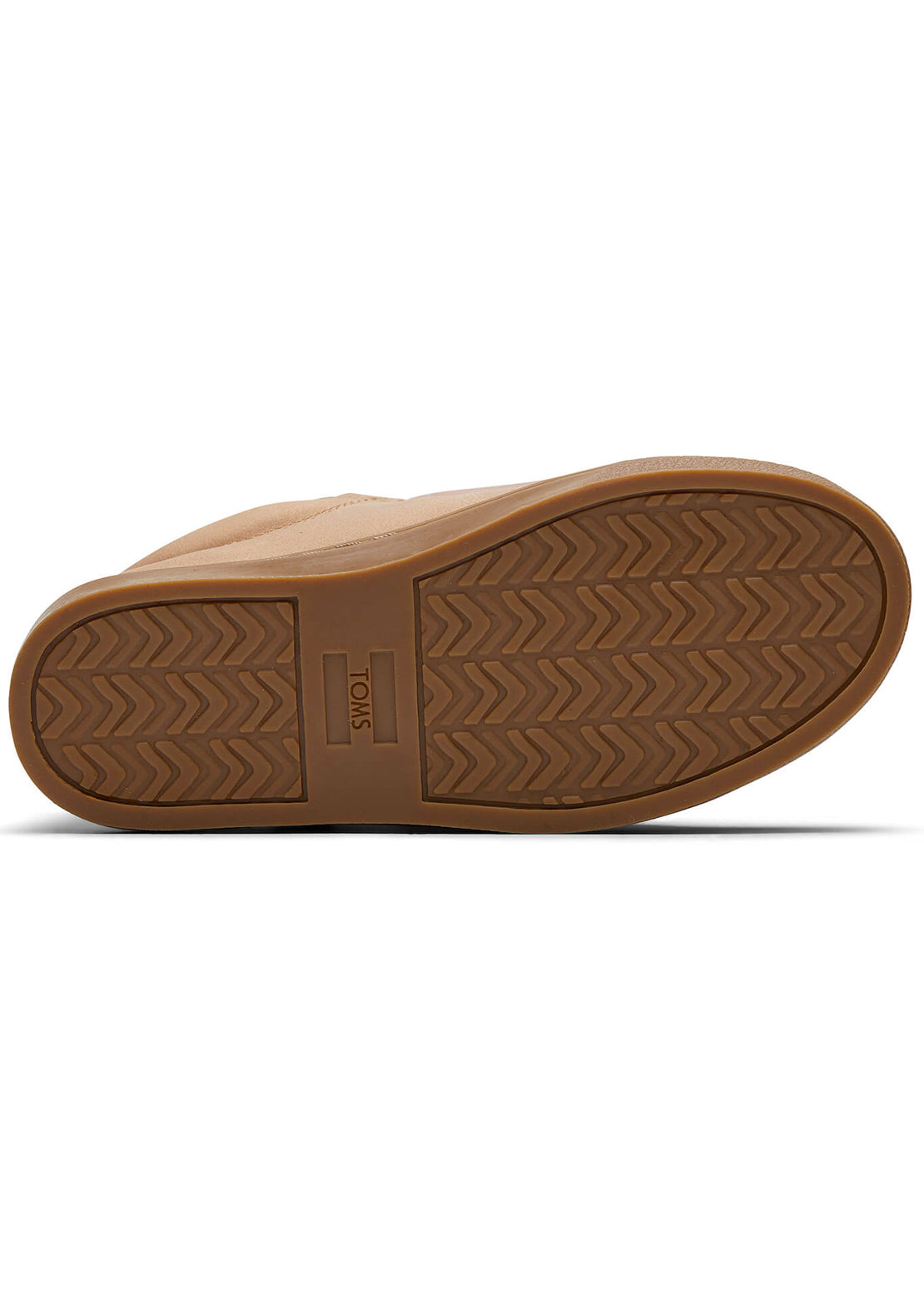 Toms Junior Cusco Casual Boots Honey Synthetic Suede