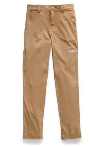 The North Face Junior Spur Trail Pants Kelp Tan