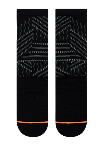 Stance Women's Uncommon Training Crew Socks Black