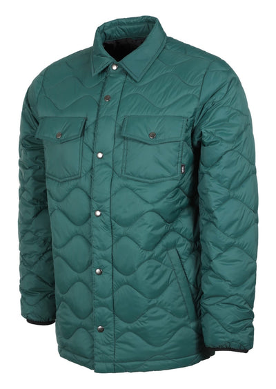 Vans Men's Jonesport III MTE Jacket Vans Trekking Green