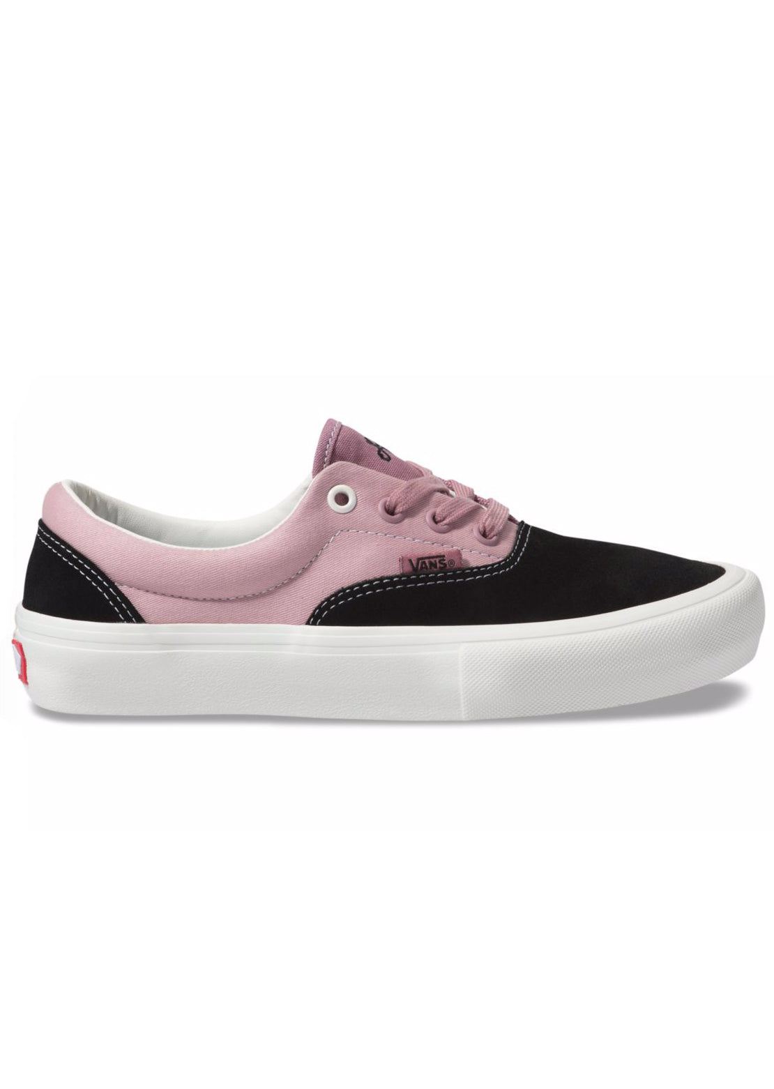 Vans Women's Era Pro Lizzie Amanto Shoes Black/Nostalgia Rose
