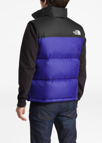The North Face Men's 1996 Retro Nuptse Vest Aztec Blue