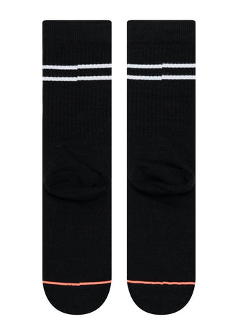 Stance Women's Vitality Crew Socks Black