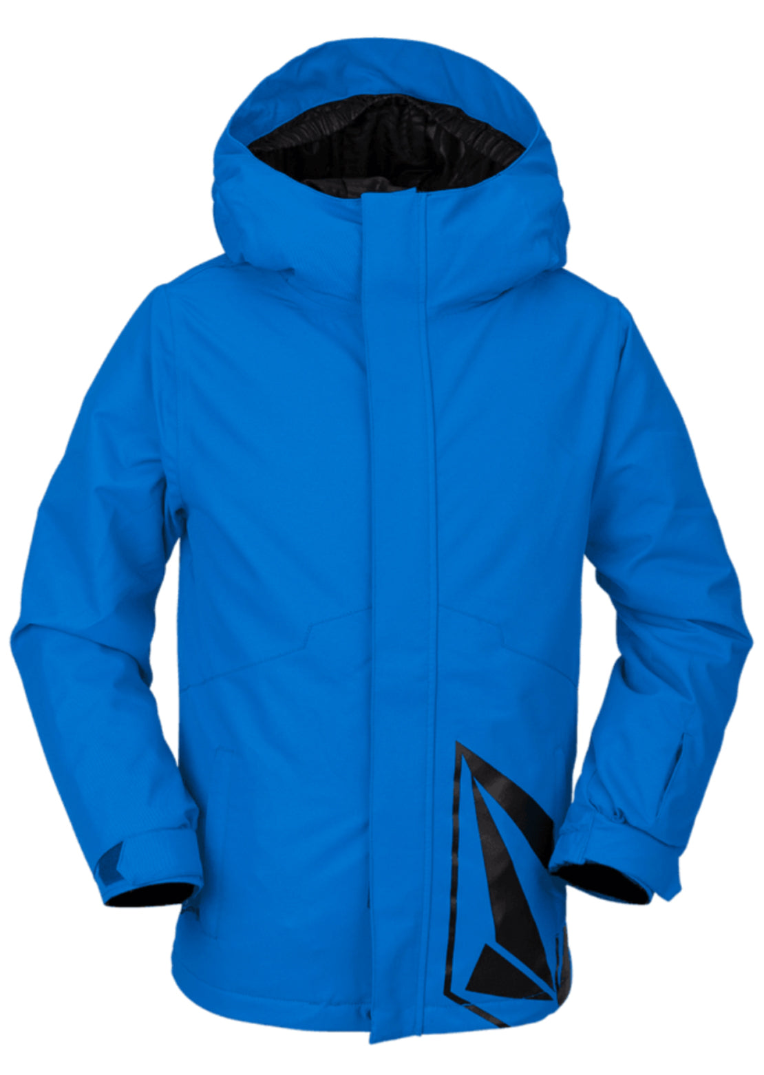 Volcom Junior 17Forty Insulated Jacket Cyan Blue