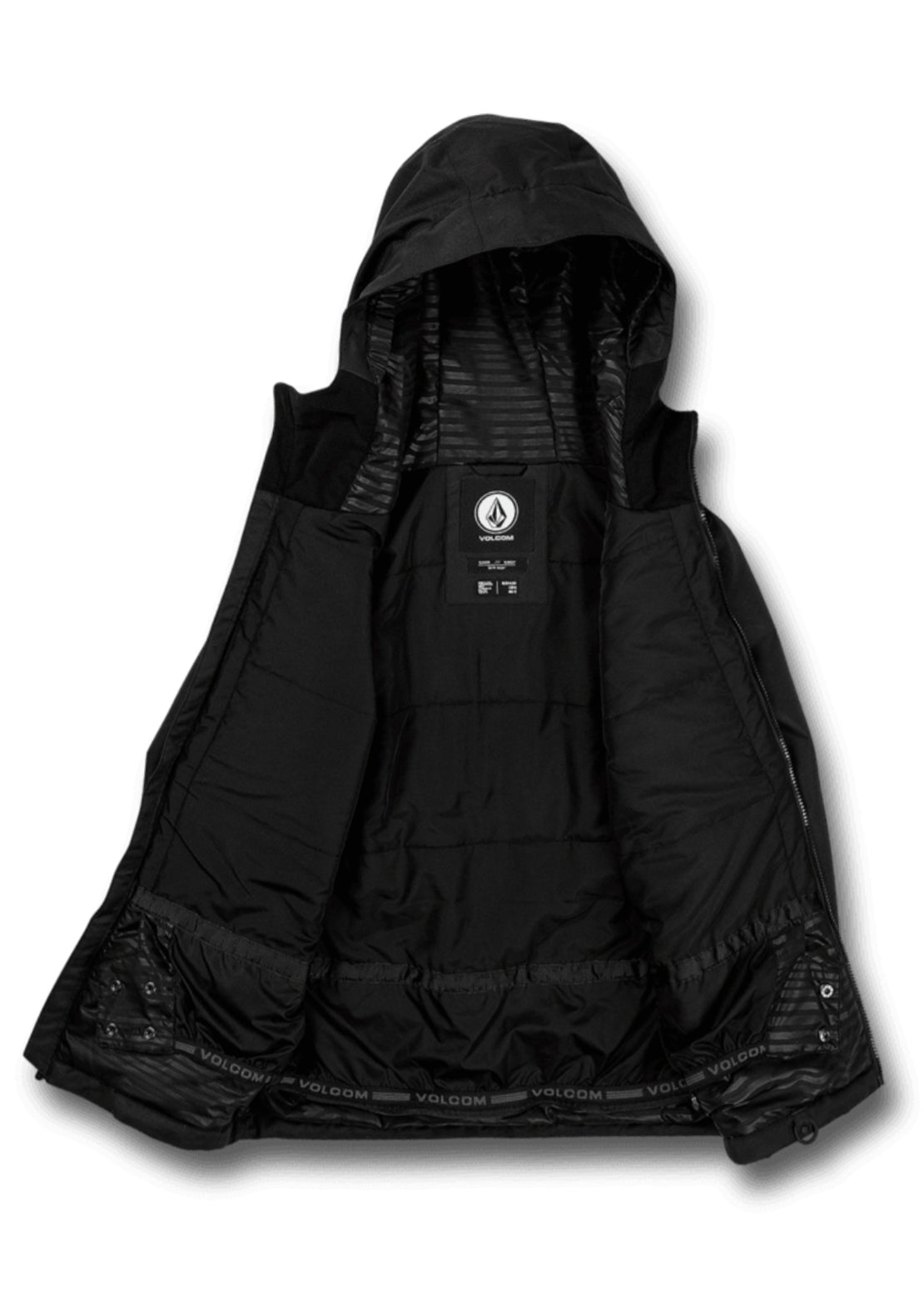 Volcom Junior Holbeck Insulated Jacket Black
