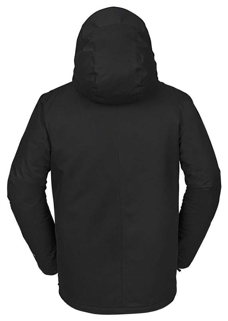 Volcom Men's 17Forty Insulated Jacket Black