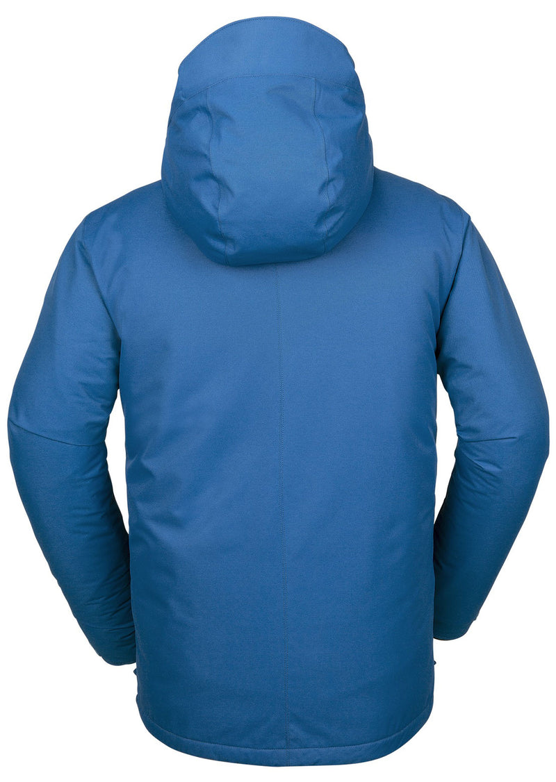 Volcom Men's 17Forty Insulated Jacket Blue
