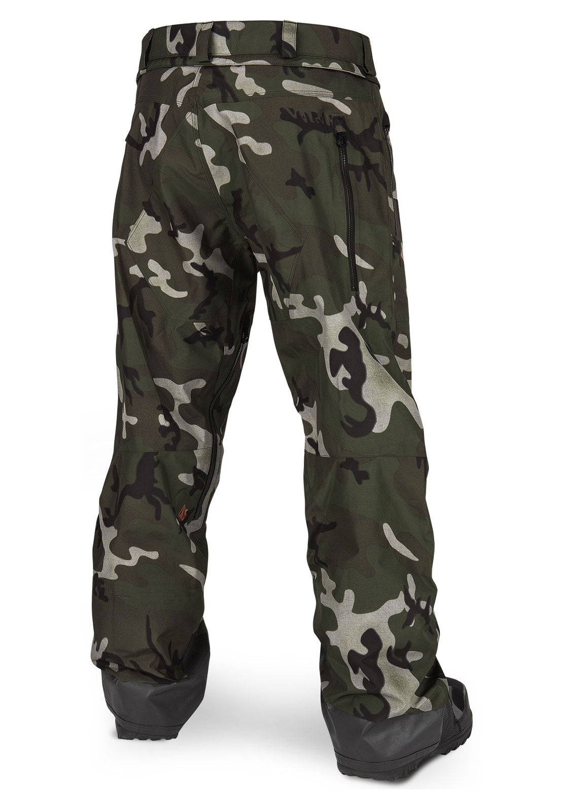 Volcom Men's Guide Gore-Tex Pants GI Camo
