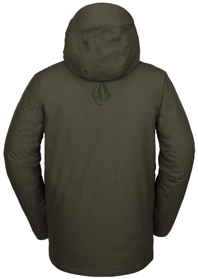 Volcom Men's Scortch Insulated Jacket Forest