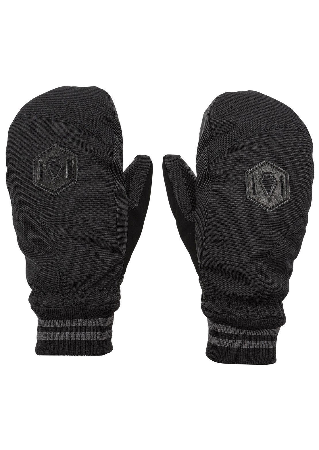 Volcom Women's Bistro Mitts Black