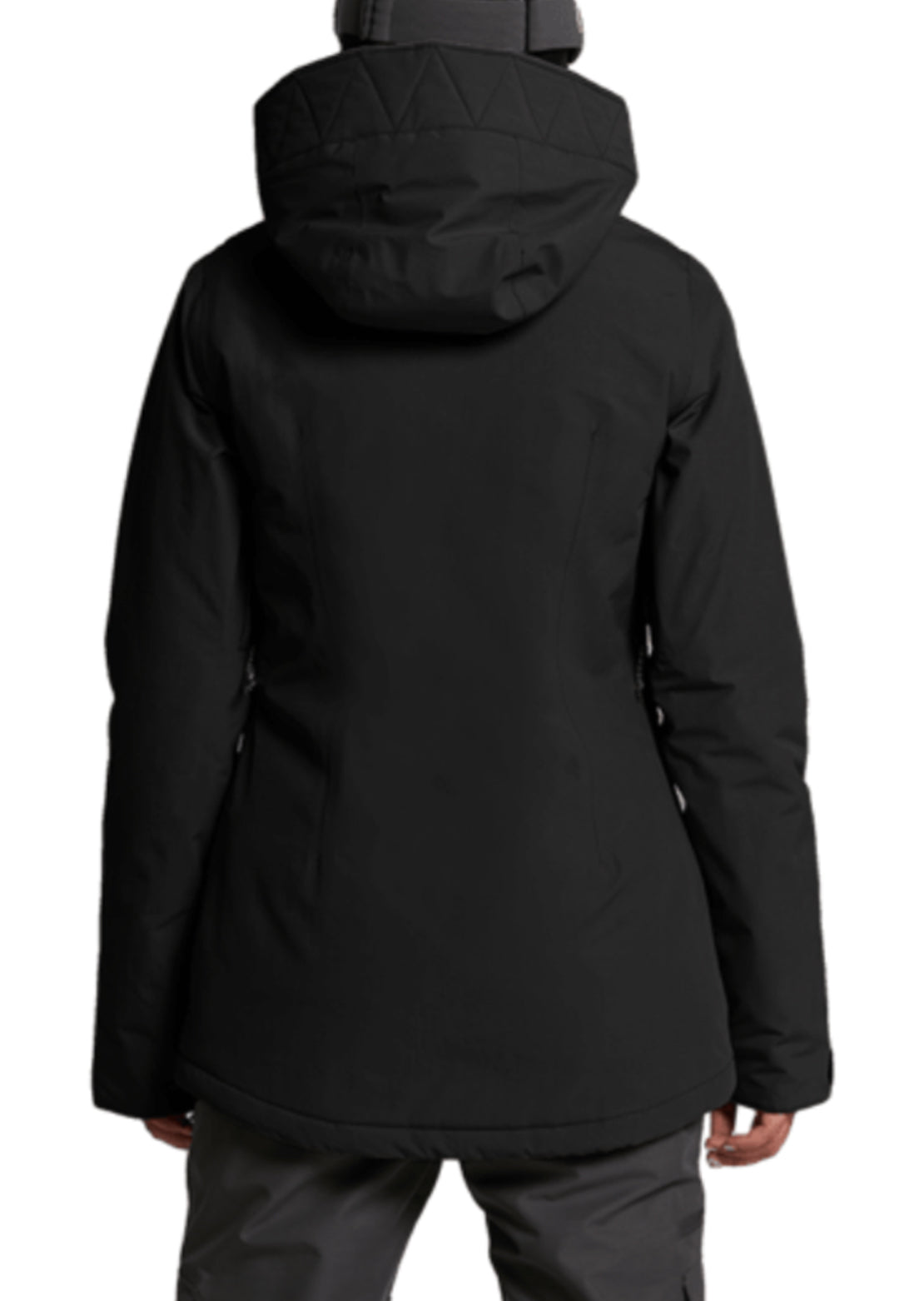 Volcom Women's Eva Insulated GORE-TEX Jacket Black