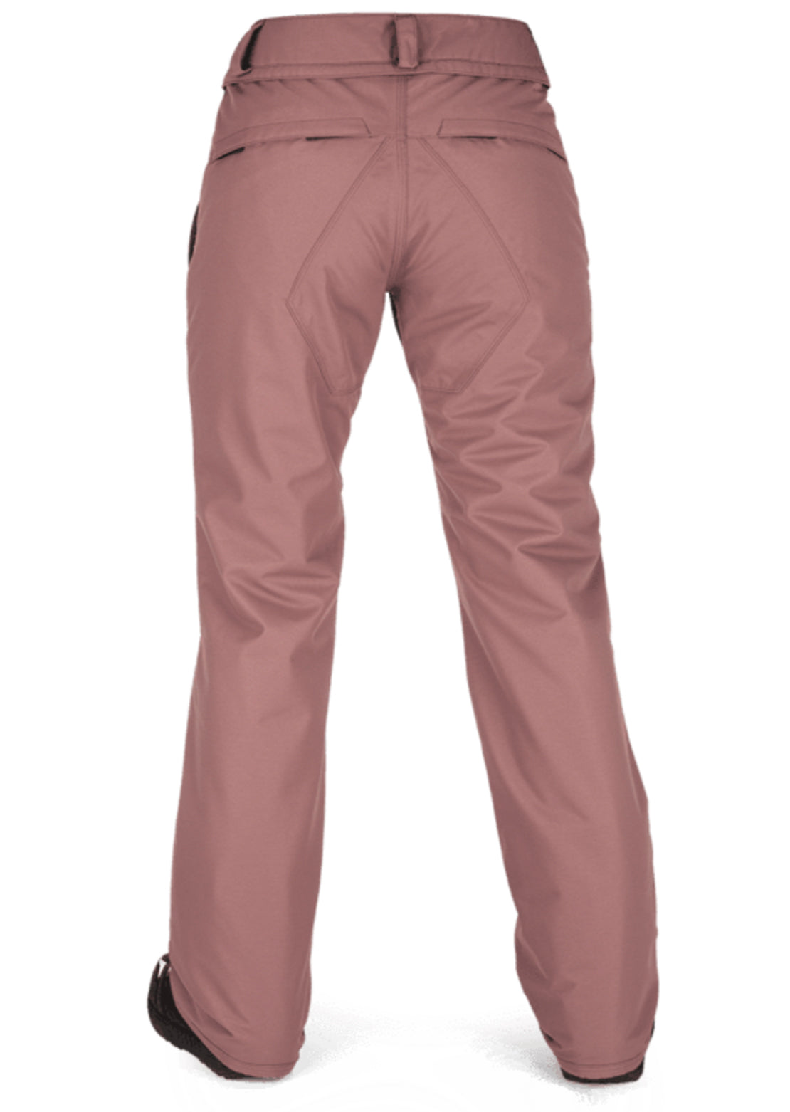 Volcom Women's Frochickie Insulated Pants Rose Wood