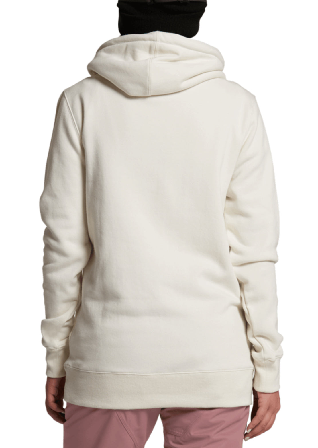 Volcom Women's Tower Pullover Fleece Hoodie Bone
