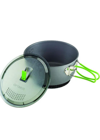 Optimus Pot Set Terra Express - Black