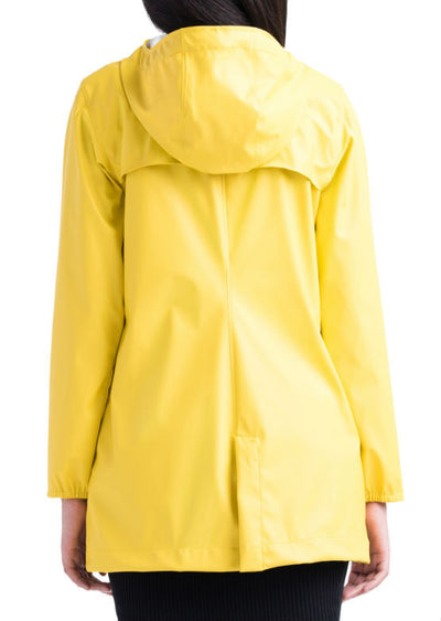 Herschel Women's Parka - Cyber Yellow