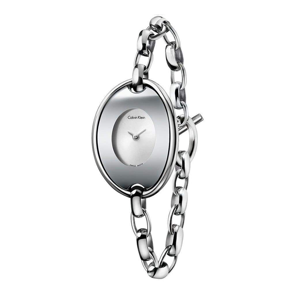 Calvin Klein Accessories Watches grey-1 / NOSIZE Calvin Klein - K3H2M1