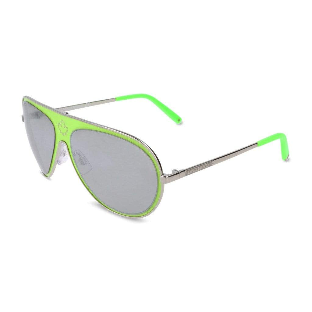 Dsquared2 Accessories Sunglasses green / NOSIZE Dsquared2 - DQ0104