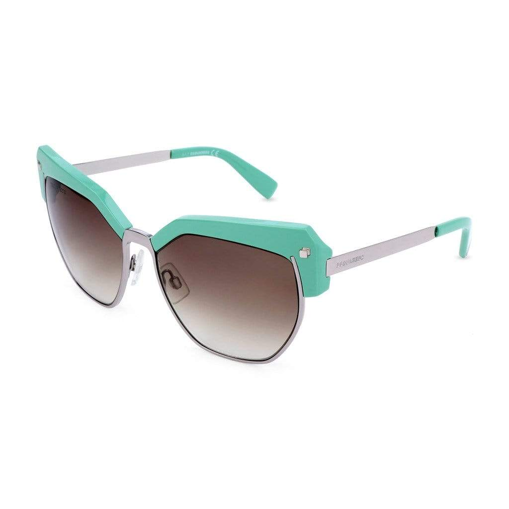 Dsquared2 Accessories Sunglasses green / NOSIZE Dsquared2 - DQ0253