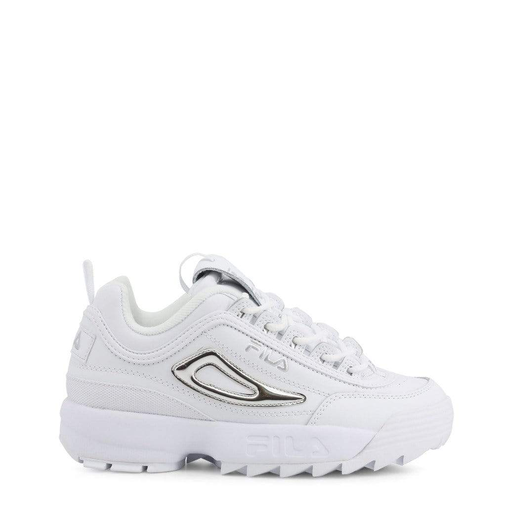 Fila Shoes Sneakers white / EU 36 Fila - DISRUPTOR-2-METALLIC-ACCENT_702
