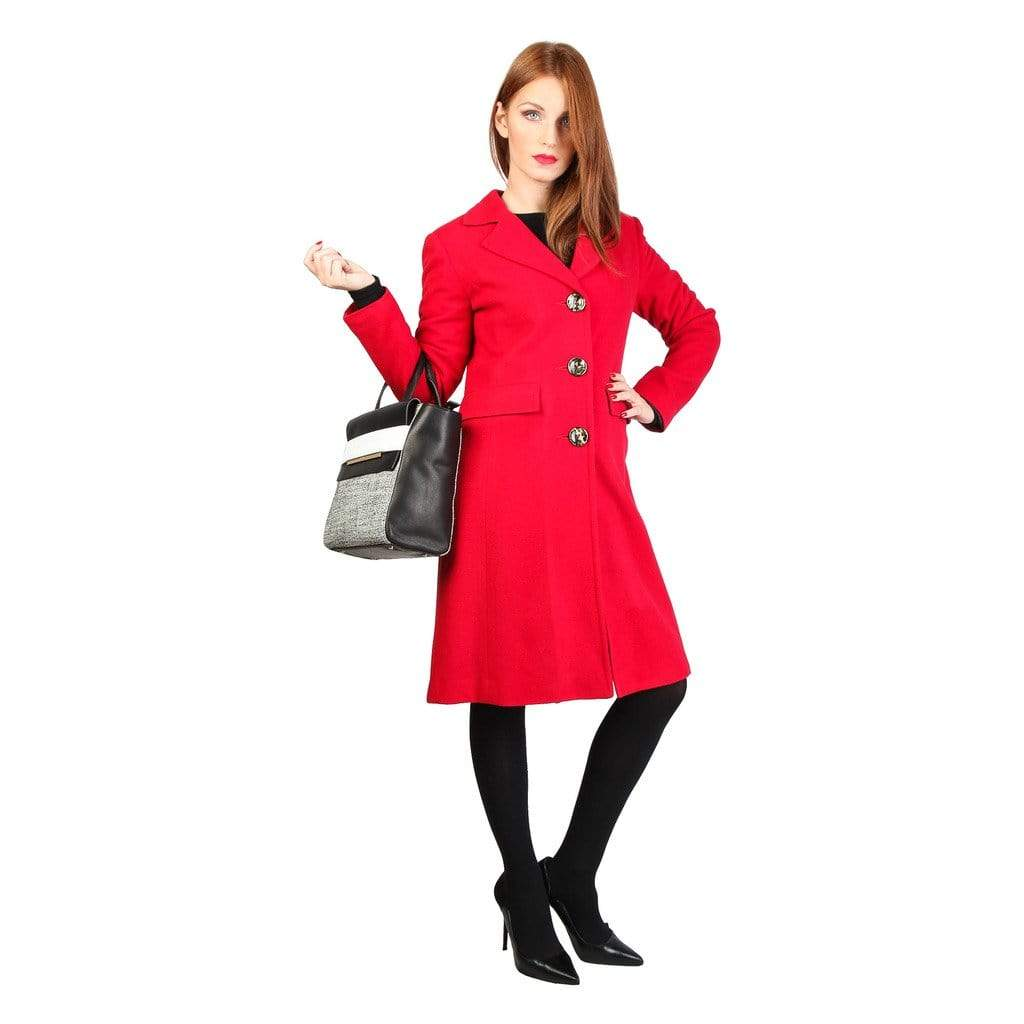Fontana 2.0 Clothing Coats red / 42 Fontana 2.0 - MELANIE