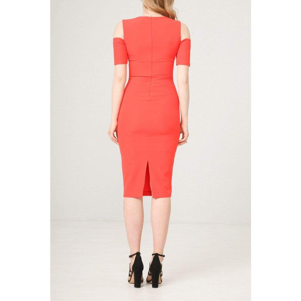 Fontana 2.0 Clothing Dresses red / S Fontana 2.0 - DESDEMONA