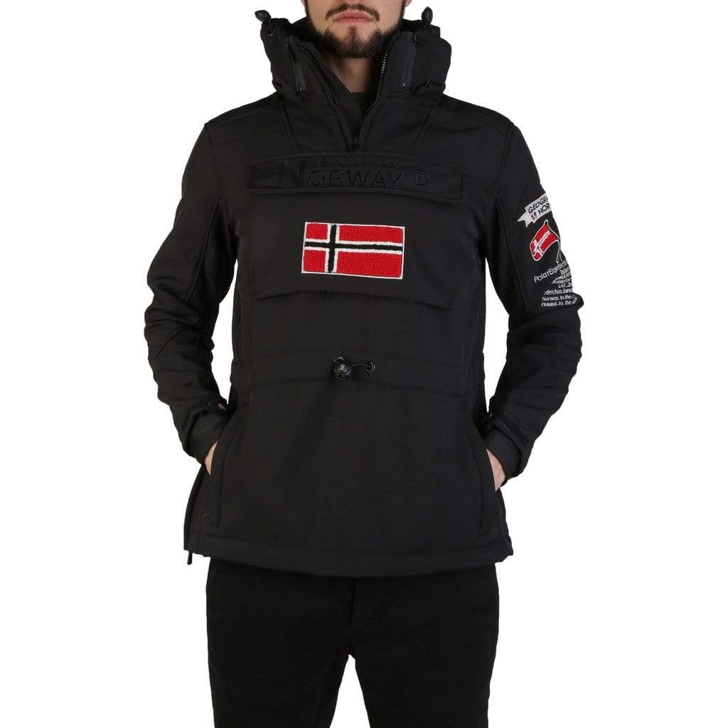 Geographical Norway Clothing Jackets black / L Geographical Norway - Target_man
