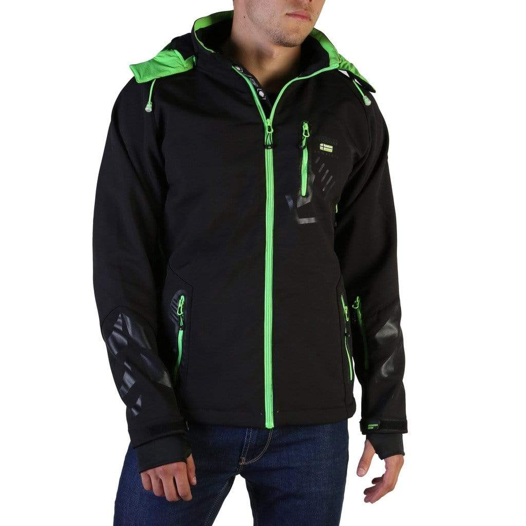 Geographical Norway Clothing Jackets black / S Geographical Norway - Tranco_man