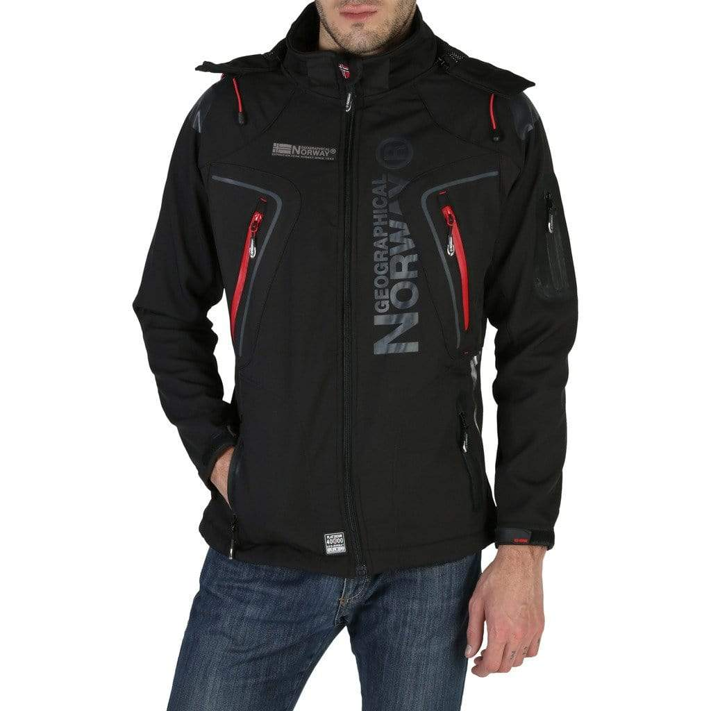 Geographical Norway Clothing Jackets black / S Geographical Norway - Turbo_man
